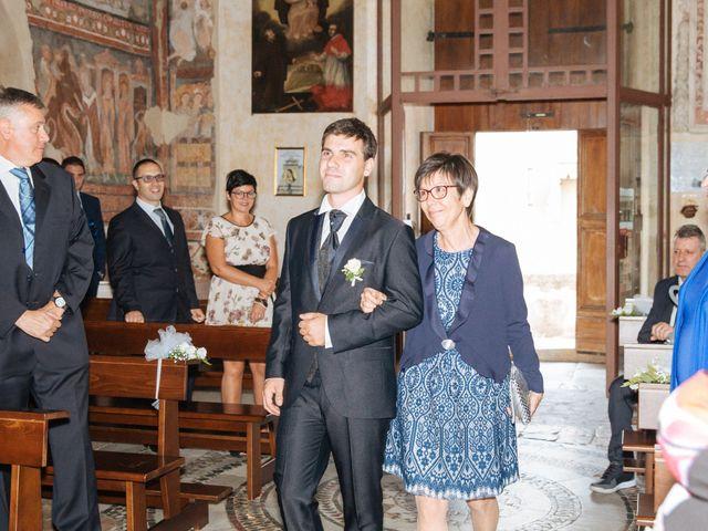 Il matrimonio di Marco e Francesca a Ceri, Roma 9