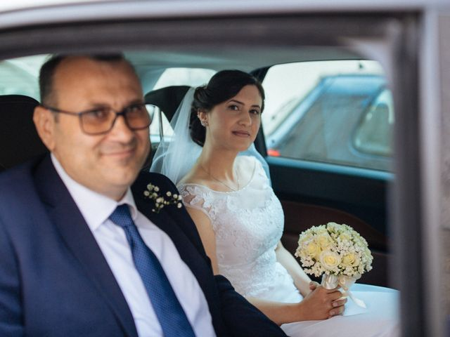 Il matrimonio di Marco e Francesca a Ceri, Roma 10