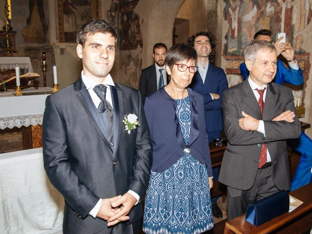 Il matrimonio di Marco e Francesca a Ceri, Roma 12