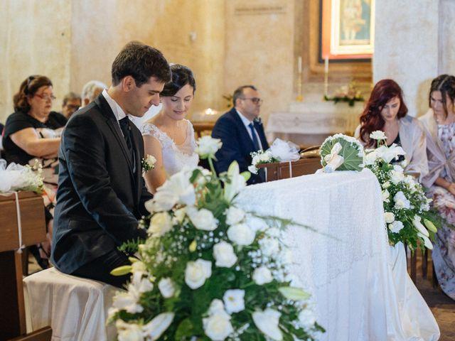 Il matrimonio di Marco e Francesca a Ceri, Roma 13