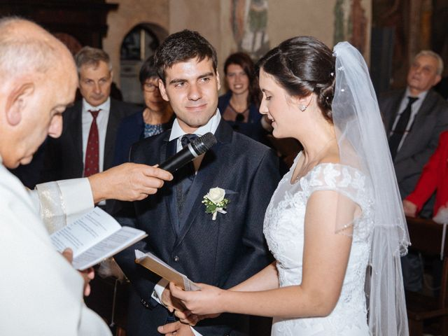Il matrimonio di Marco e Francesca a Ceri, Roma 14
