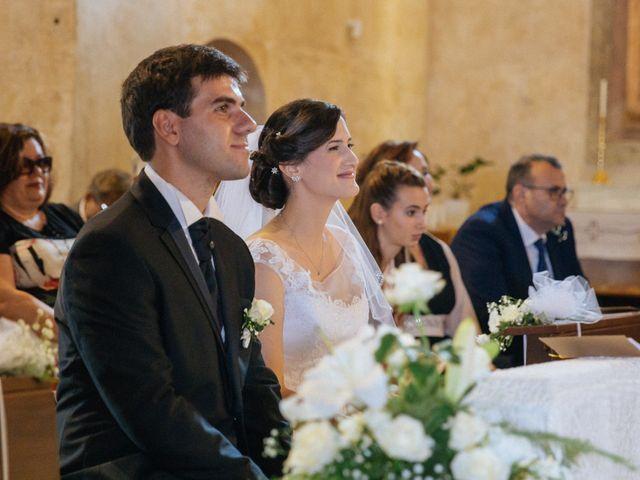 Il matrimonio di Marco e Francesca a Ceri, Roma 16