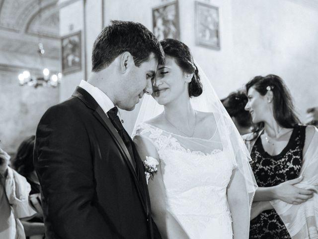 Il matrimonio di Marco e Francesca a Ceri, Roma 17