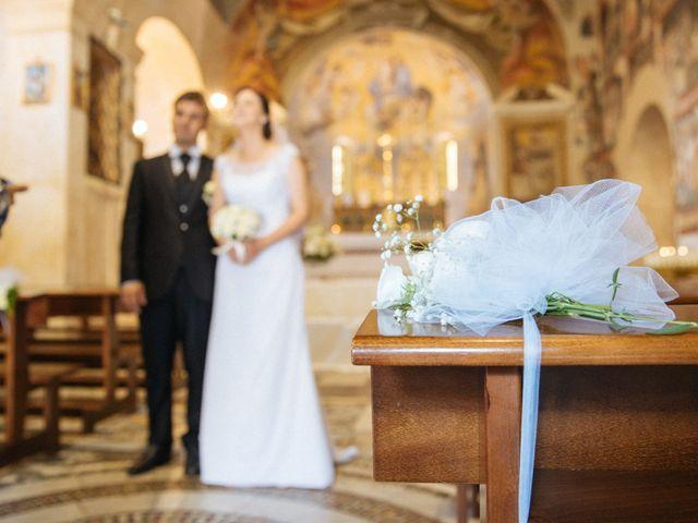 Il matrimonio di Marco e Francesca a Ceri, Roma 19