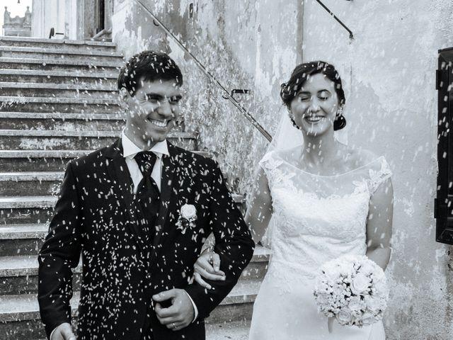 Il matrimonio di Marco e Francesca a Ceri, Roma 21