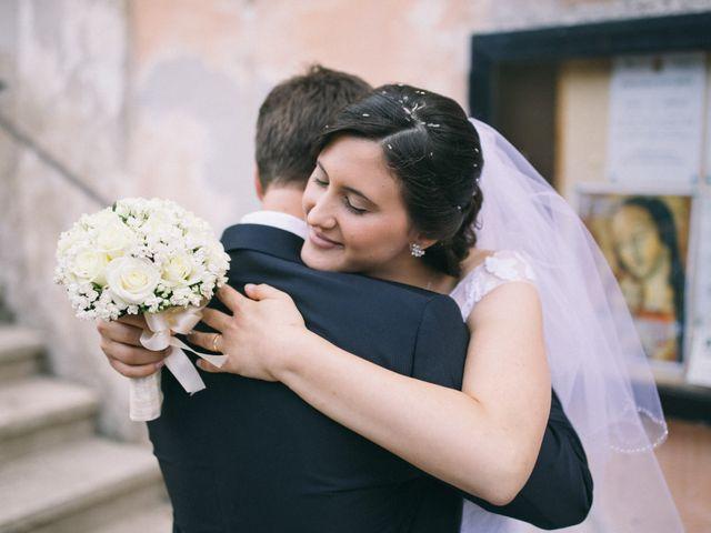 Il matrimonio di Marco e Francesca a Ceri, Roma 23