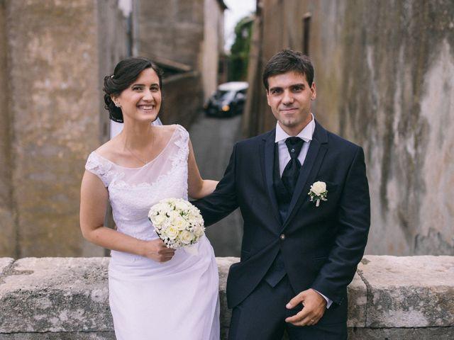 Il matrimonio di Marco e Francesca a Ceri, Roma 28
