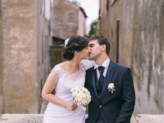 Il matrimonio di Marco e Francesca a Ceri, Roma 29