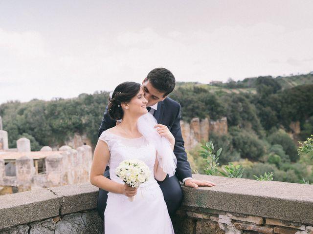 Il matrimonio di Marco e Francesca a Ceri, Roma 30