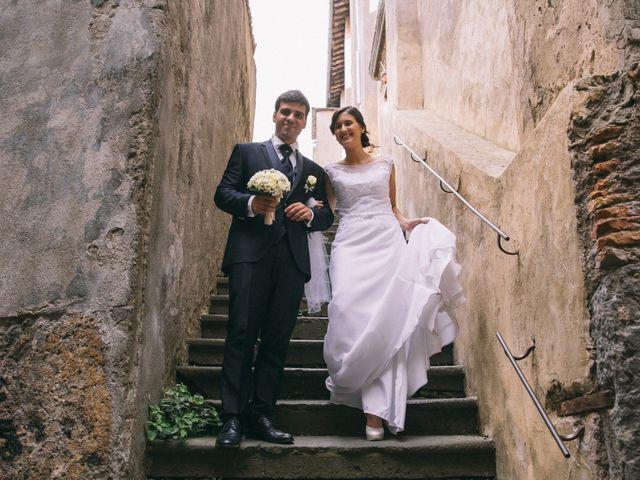 Il matrimonio di Marco e Francesca a Ceri, Roma 32