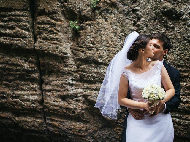 Il matrimonio di Marco e Francesca a Ceri, Roma 34