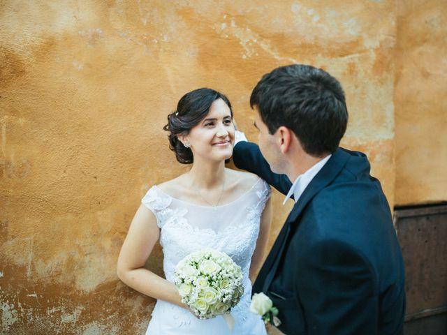 Il matrimonio di Marco e Francesca a Ceri, Roma 36