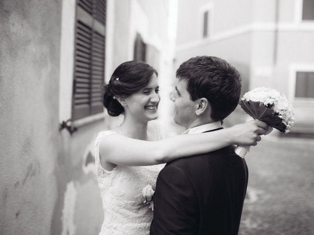 Il matrimonio di Marco e Francesca a Ceri, Roma 37