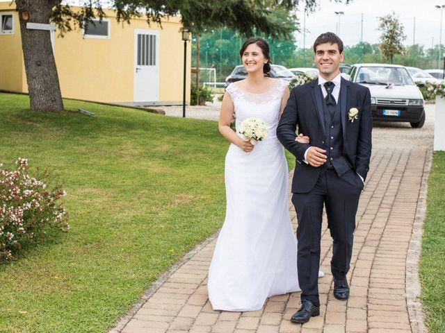 Il matrimonio di Marco e Francesca a Ceri, Roma 38