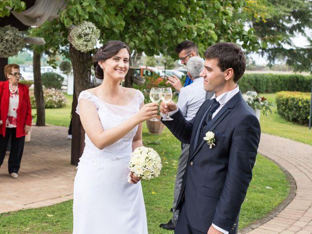 Il matrimonio di Marco e Francesca a Ceri, Roma 40