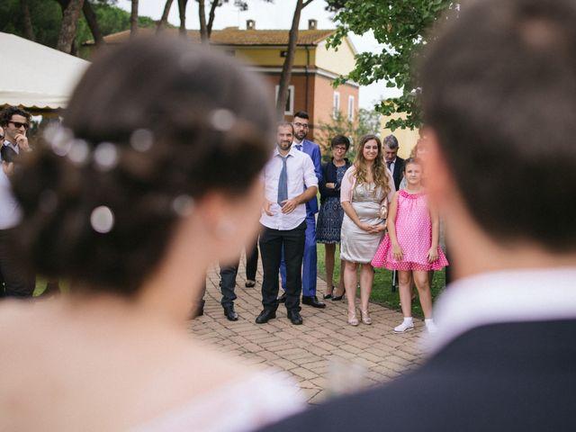 Il matrimonio di Marco e Francesca a Ceri, Roma 46