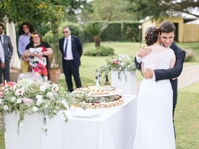 Il matrimonio di Marco e Francesca a Ceri, Roma 47
