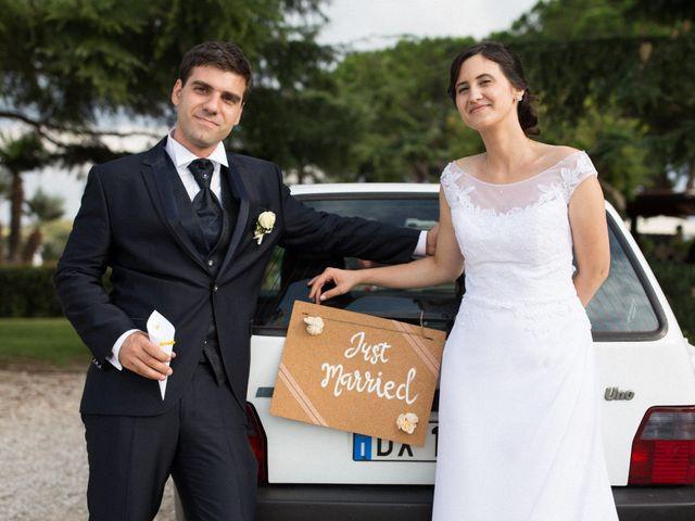 Il matrimonio di Marco e Francesca a Ceri, Roma 52