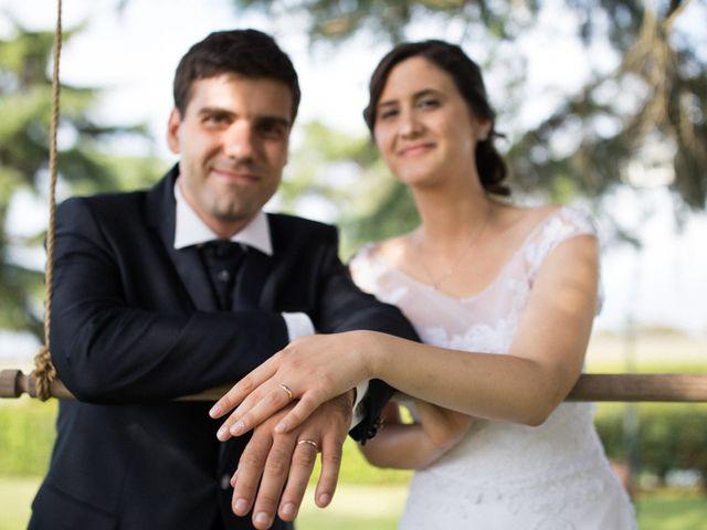 Il matrimonio di Marco e Francesca a Ceri, Roma 54