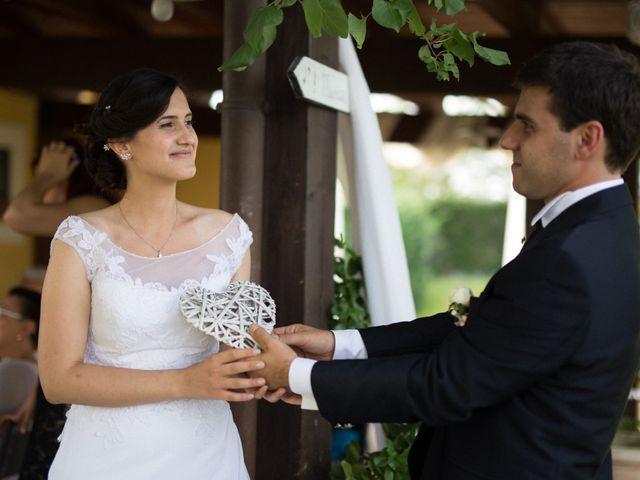 Il matrimonio di Marco e Francesca a Ceri, Roma 55