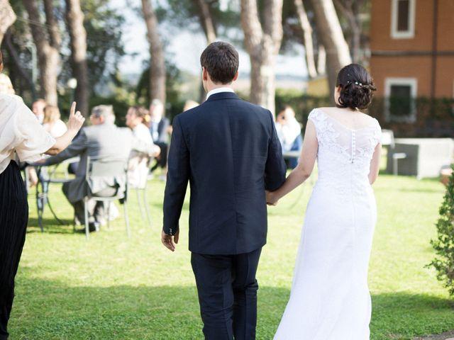 Il matrimonio di Marco e Francesca a Ceri, Roma 2