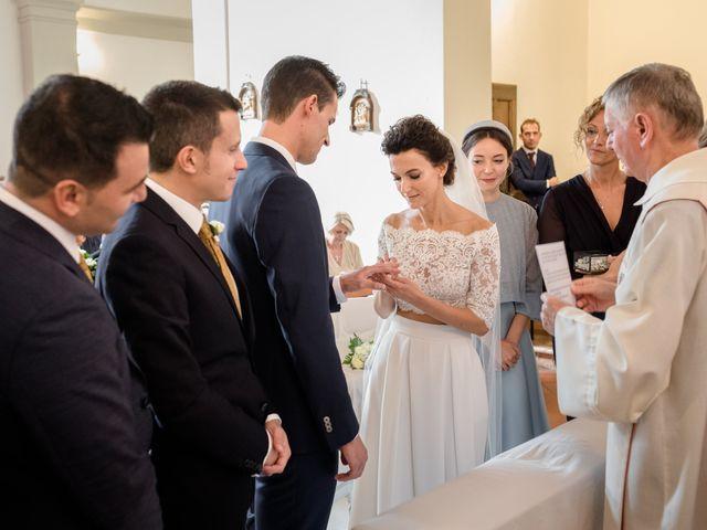 Il matrimonio di Giorgio e Paola a Mapello, Bergamo 19