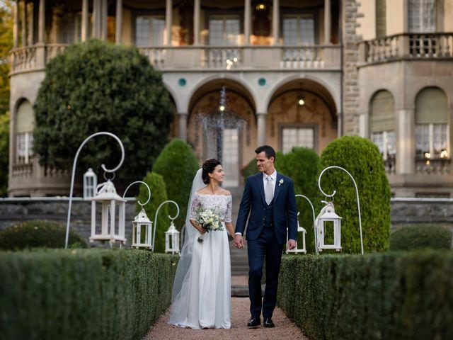 Il matrimonio di Giorgio e Paola a Mapello, Bergamo 27