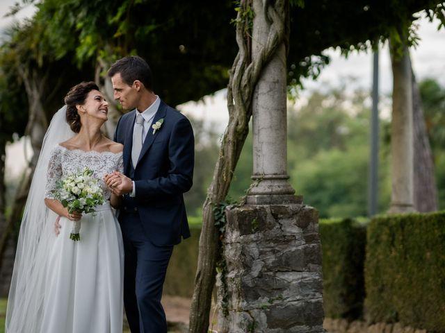 Il matrimonio di Giorgio e Paola a Mapello, Bergamo 32