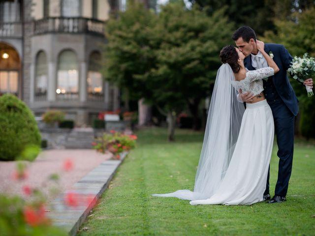 Il matrimonio di Giorgio e Paola a Mapello, Bergamo 34