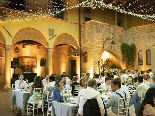 Il matrimonio di Dane e Nicola a San Casciano in Val di Pesa, Firenze 54