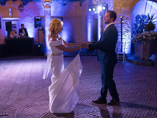 Il matrimonio di Dane e Nicola a San Casciano in Val di Pesa, Firenze 56