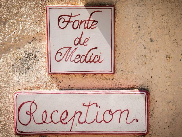 Il matrimonio di Dane e Nicola a San Casciano in Val di Pesa, Firenze 3