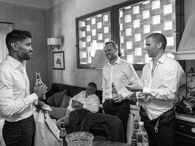 Il matrimonio di Dane e Nicola a San Casciano in Val di Pesa, Firenze 9