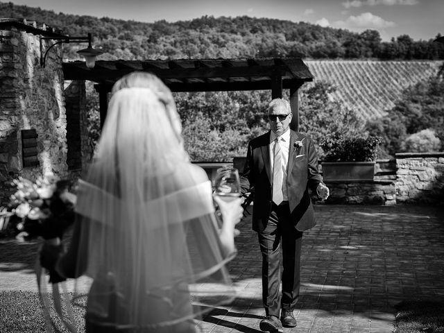 Il matrimonio di Dane e Nicola a San Casciano in Val di Pesa, Firenze 16