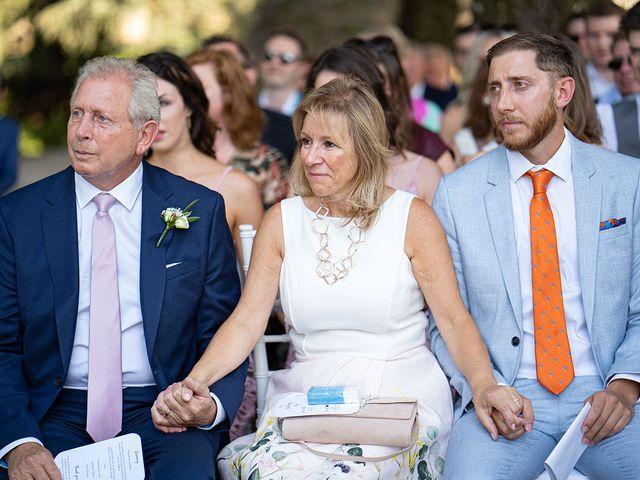 Il matrimonio di Dane e Nicola a San Casciano in Val di Pesa, Firenze 22