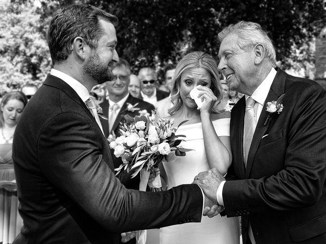 Il matrimonio di Dane e Nicola a San Casciano in Val di Pesa, Firenze 23