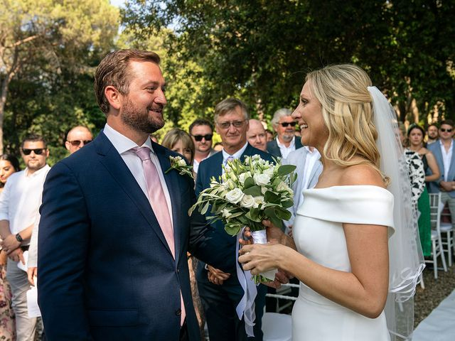 Il matrimonio di Dane e Nicola a San Casciano in Val di Pesa, Firenze 25