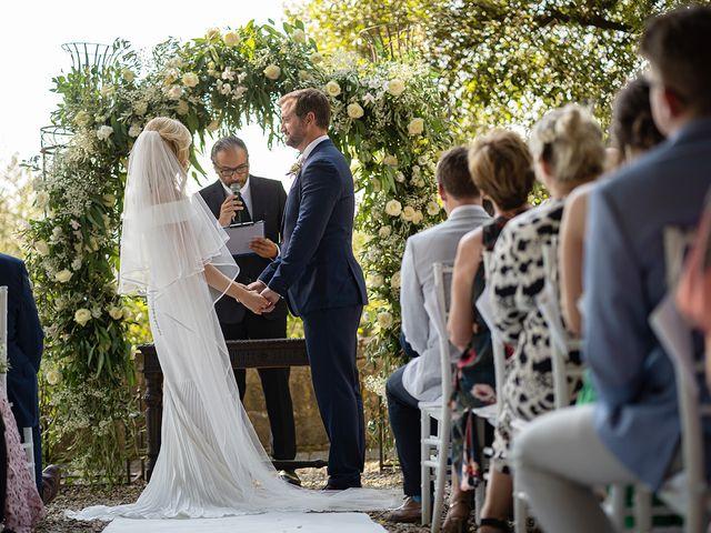 Il matrimonio di Dane e Nicola a San Casciano in Val di Pesa, Firenze 27
