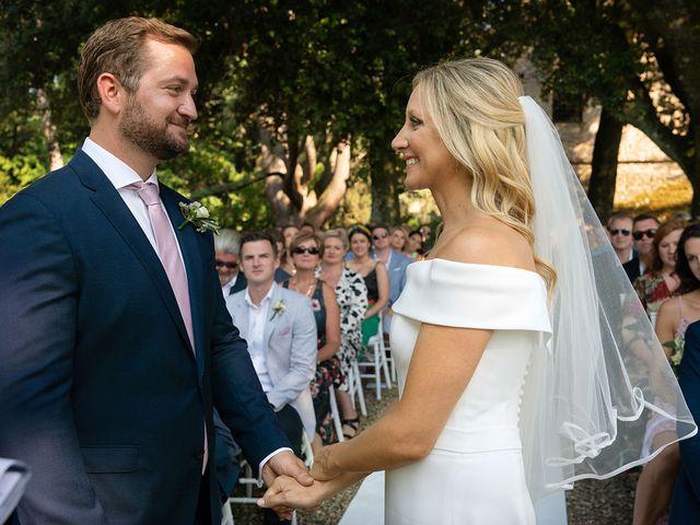 Il matrimonio di Dane e Nicola a San Casciano in Val di Pesa, Firenze 29