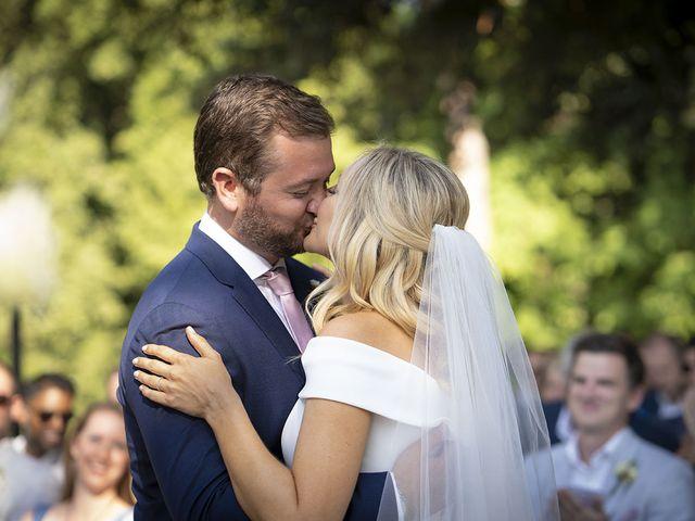 Il matrimonio di Dane e Nicola a San Casciano in Val di Pesa, Firenze 32