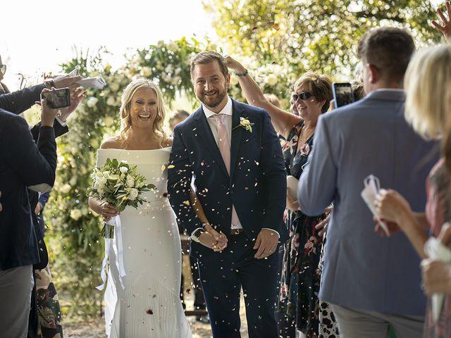Il matrimonio di Dane e Nicola a San Casciano in Val di Pesa, Firenze 33