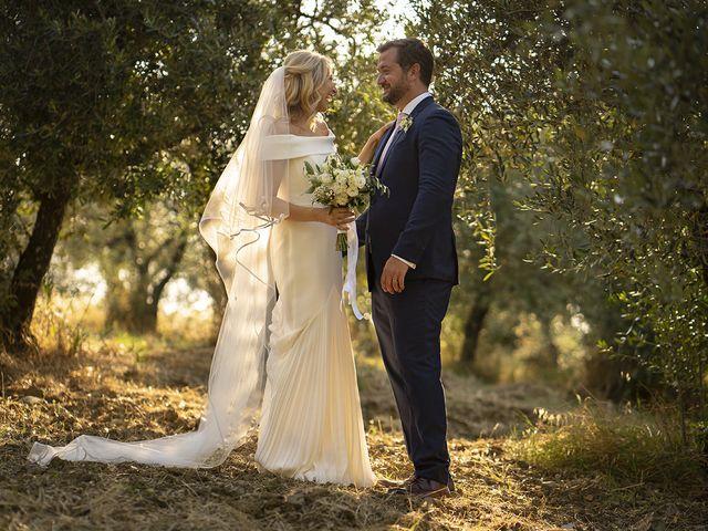 Il matrimonio di Dane e Nicola a San Casciano in Val di Pesa, Firenze 37