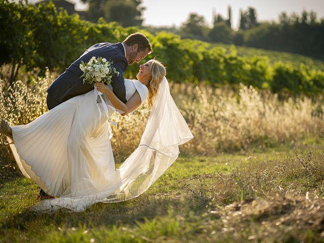 Il matrimonio di Dane e Nicola a San Casciano in Val di Pesa, Firenze 1