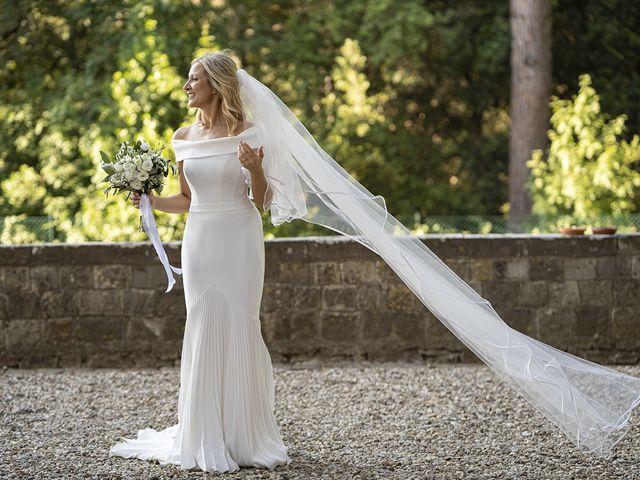 Il matrimonio di Dane e Nicola a San Casciano in Val di Pesa, Firenze 38