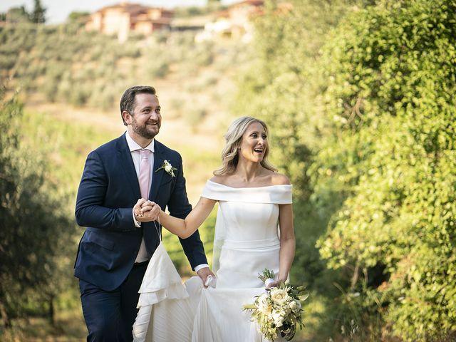 Il matrimonio di Dane e Nicola a San Casciano in Val di Pesa, Firenze 39