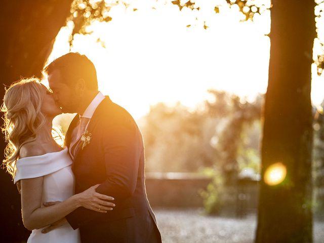 Il matrimonio di Dane e Nicola a San Casciano in Val di Pesa, Firenze 40