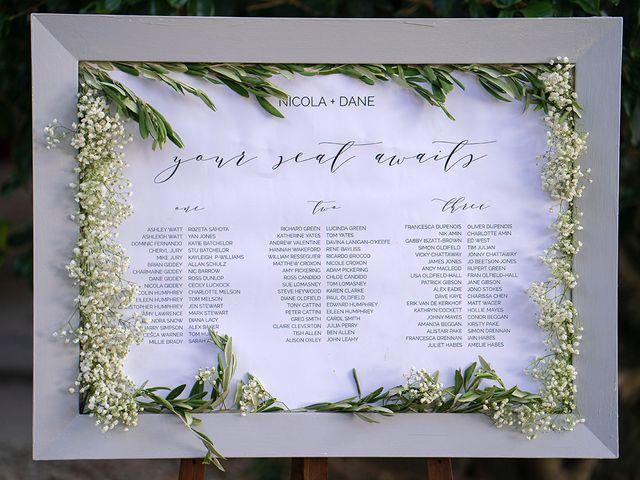 Il matrimonio di Dane e Nicola a San Casciano in Val di Pesa, Firenze 43