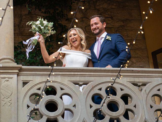 Il matrimonio di Dane e Nicola a San Casciano in Val di Pesa, Firenze 46
