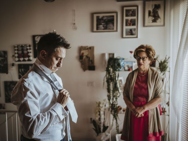 Il matrimonio di Marco e Martina a Rovolon, Padova 7