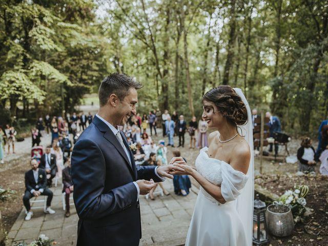 Il matrimonio di Marco e Martina a Rovolon, Padova 36